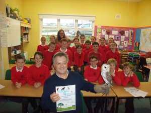 Falconry for Schools in Cornwall
